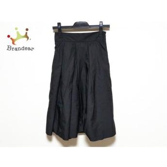 ザ ヴァージニア The Virgnia スカート サイズ36 S レディース 新品同様 黒 新着 20190911