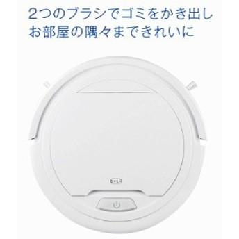 ロボット掃除機 ロボクリーナー ホワイト(@15680円×1個)1セット