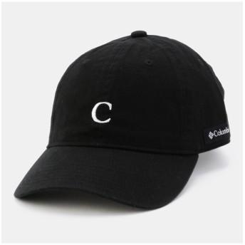 コロンビア サーモンクレストロゴキャップ ユニセックス ブラック ワンサイズ 【Columbia】