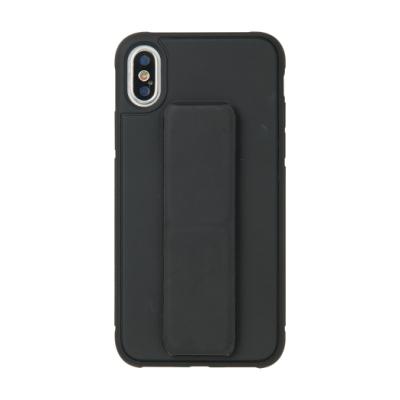 【TOYSELECT】iPhone 7/8 Plus TYS百變磁吸支架手機殼:黑色