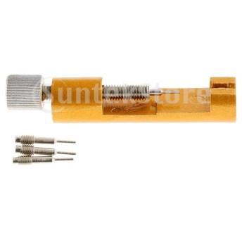時計バンドリンクリムーバー&バッテリー交換ツール用の時計修理ツールセット