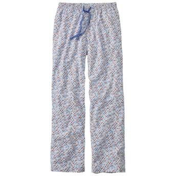 ビーンズ・フランネル・スリープ・パンツ、プリント/Women's Bean's Flannel Sleep Pants, Print