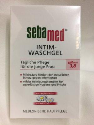 德國原裝原瓶平行輸入 sebaMeD 護潔露 PH3.8 一般型 200ml(非台灣 施巴 公司貨)
