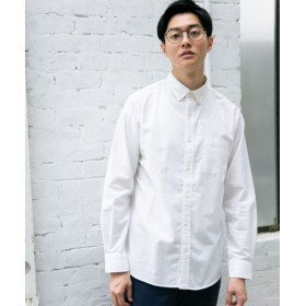 (GLOBAL WORK/グローバルワーク)【Begin10月号掲載】オックスフォードボタンダウンシャツ/ [.st](ドットエスティ)公式