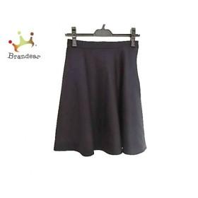 ジャスグリッティー JUSGLITTY スカート サイズ1 S レディース 美品 黒 新着 20190911
