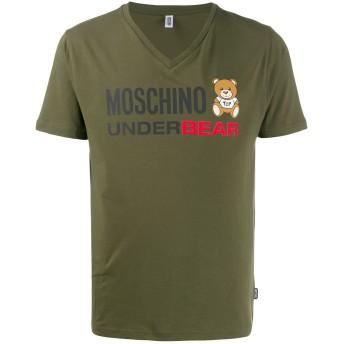 Moschino Underbear Tシャツ - グリーン