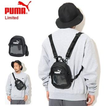 プーマ リュック PUMA ウィメンズ コア ミニ ミー バックパック 限定(Womens Core Mini Me Backpack Limited Bag Daypack デイパック 077019)