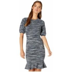 ミリー Milly レディース ワンピース ワンピース・ドレス spacedye poof sleeve dress Neutral Multi