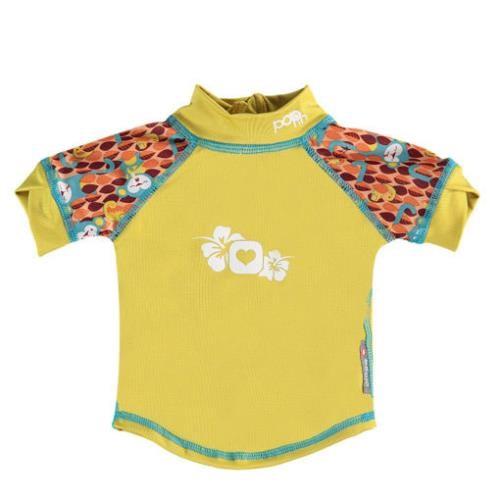 英國 Close Pop-in 嬰兒短袖游泳上衣-提奇猴[免運費]