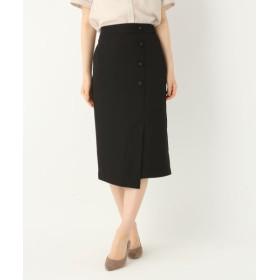 (GLOBAL WORK/グローバルワーク)ボタンマキフウタイトスカート【MATINEE LINE】/ [.st](ドットエスティ)公式