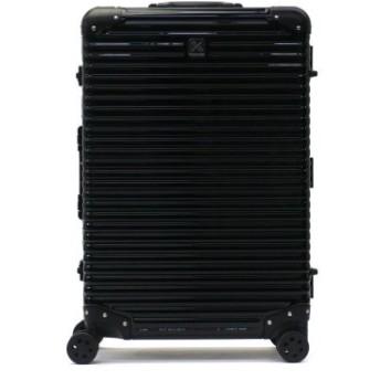 (GALLERIA/ギャレリア)ランツォ スーツケース LANZZO キャリーケース NORMAN LIGHT ノーマンライト 65L/ユニセックス ブラック 送料無料