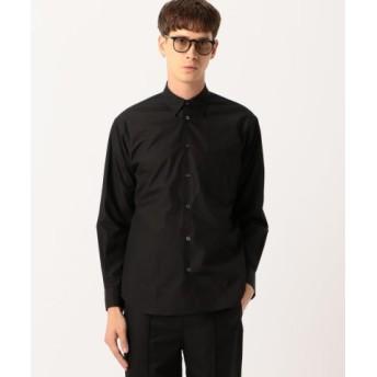 (TOMORROWLAND/トゥモローランド)Edition フィンクスコットンウェザークロス レギュラーカラーシャツ/メンズ 19ブラック 送料無料