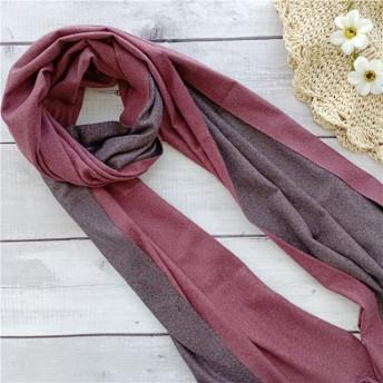 敬老の日、スカーフ 、ショール 、ふんわり、ストール、秋冬、レディース、シュミレーションカシミヤ織