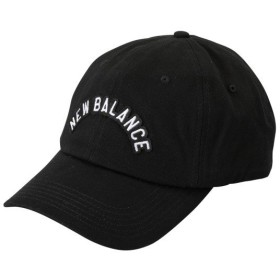 【NEW BALANCEウェア】 ニューバランス ウェア M NBコーチキャップ BK(ブラック)
