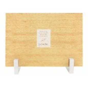 スタンドフレームA ポストカードサイズ 木製 ラルース La Luz