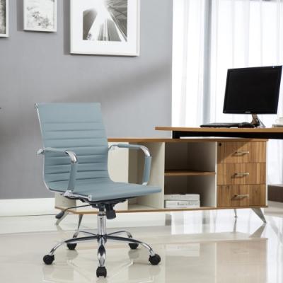 E-home Ardin雅登可調式扶手電腦椅 灰色