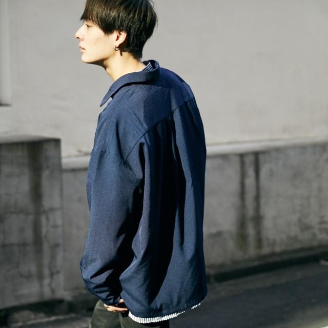 シャツ - kutir 【kutir】halfzip shirts / 襟付きハーフジップシャツプルオーバー