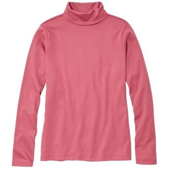 ピマ・コットン・シャツ、タートルネック 長袖/Pima Cotton Turtleneck, Long-Sleeve