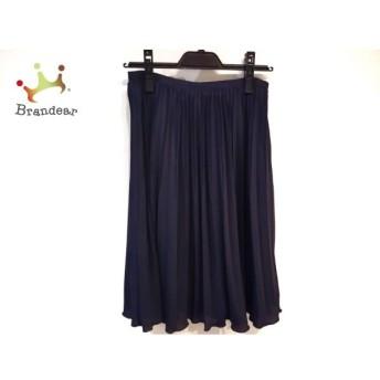 ジユウク 自由区/jiyuku スカート サイズ36 S レディース 美品 黒 プリーツ 新着 20190911