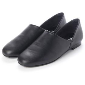 クートゥーフォロワーシューズ KuToo Follower Shoes ジェンダーフリースポックシューズ (ブラック)