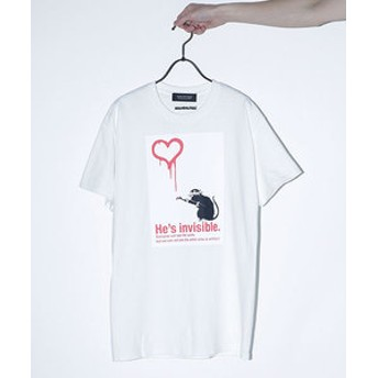 【nano・universe:トップス】BKSLove RatTシャツ