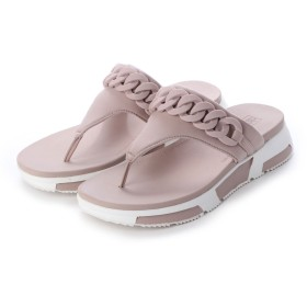 フィットフロップ fitflop HEDA CHAIN TOE-THONGS (Mink)