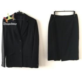 アナイ ANAYI スカートスーツ サイズS レディース 美品 黒 新着 20190911
