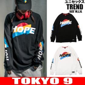 Tシャツ メンズ スウェット 韓国 アメカジ ダンス 衣装 ストリート系ファッション 卸 ビッグ 原宿系 レディース HIPHOP TOKYO9