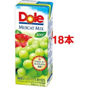 ドール マスカットミックス100% (200ml18本入)