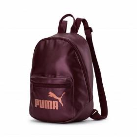 プーマ ウイメンズ コア UP アーカイブ (076577 03) バックパック ディパック リュック 10L : ワイン PUMA