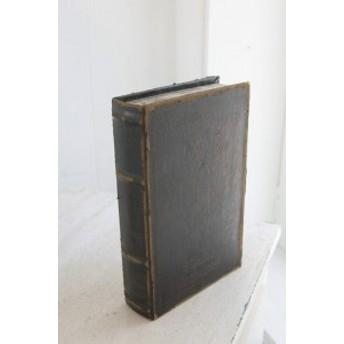 イワン・ブックボックス 【COVENT GARDEN コベントガーデン】 洋書 アンティーク調 本型 小物入れ 収納箱 収納 ケース ブックボックス