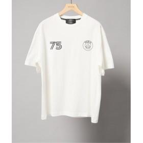 EDIFICE Paris Saint-Germain TOKYO / パリサンジェルマン NO75 Tシャツ ホワイト L