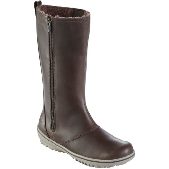 """キャラバセット・ウォータープルーフ・ブーツ/Women's Carrabassett Waterproof Boots, 12"""" Zip"""