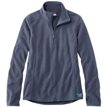 ソフト・ブラッシュ・フィットネス・フリース、クォータージップ プルオーバー/Soft-Brushed Fitness Fleece, Quarter-Zip Pullover