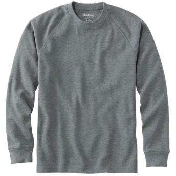 アンシュリンカブル・ミニ・ワッフル・クルーネック・シャツ/Unshrinkable Mini Waffle Crewneck Shirt