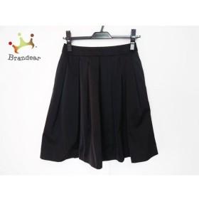 エムズセレクト m's select スカート サイズ36 S レディース 黒 新着 20190911
