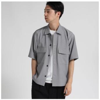 【ティーケー タケオキクチ/tk.TAKEO KIKUCHI】 LANATEC(R)ガンクラブチェックシャツ