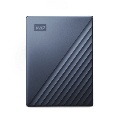 WD My Passport Ultra 5TB(星曜藍) 2.5吋USB-C行動硬碟