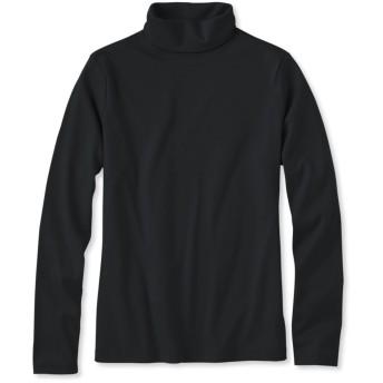 ピマ・コットン・シャツ、タートルネック 長袖/Pima Cotton Shirt, Turtleneck Long-Sleeve