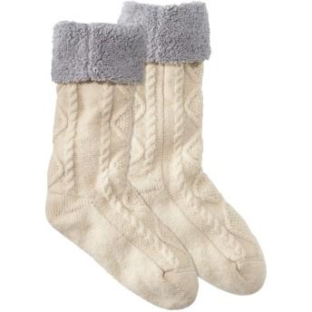 ファイヤーサイド・グリッパー・ソックス/Fireside Gripper Socks Women's