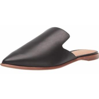 メイドウェル Madewell レディース スリッポン・フラット シューズ・靴 gemma mule in leather True Black