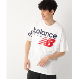 (GLOBAL WORK/グローバルワーク)New BalanceクロスオーバーTEE/Mens【一部店舗限定】/ [.st](ドットエスティ)公式