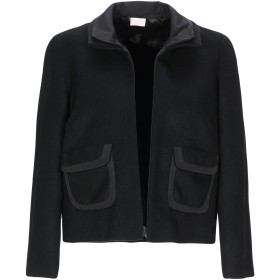 《セール開催中》GIAMBA レディース テーラードジャケット ブラック 40 ウール 100%