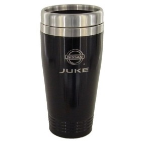 fits Nissan Juke Black Travel Mug