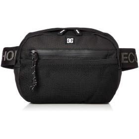 [ディーシー] ウエストバッグ シングルブレード ヒップバッグ EDYBA03056 2WAY 2.5L 収納可能 ブラック
