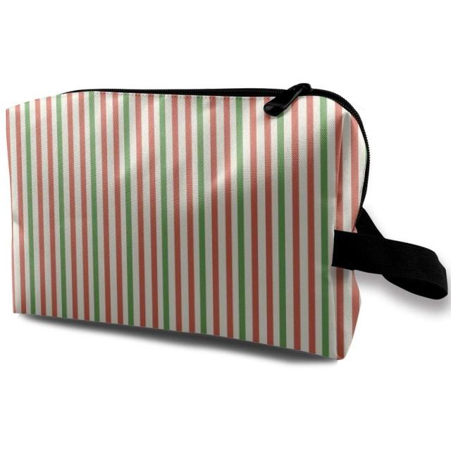 メリークリスマス 化粧ポーチ トイレタリーバッグ トラベルポーチ 洗面用具入れ フルメイクセットバッグ 大容量 化粧品収納 出張 海外 旅行グッズ 育児グッズ レディース インナーバッグ