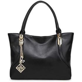 DAJOLGファッションハンドバッグ女性用、女性用トートバッグ/女性/女性用ショルダーバッグクロスボディ財布、女性用レザークラッチバッグ、女性用クロスボディバッグ,Black,/