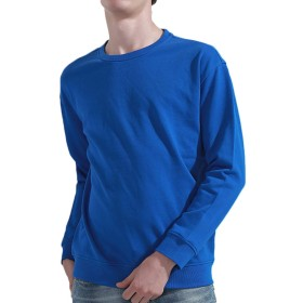 パーカー メンズ トップス プルオーバー スウェット コットン 切り替え 柔らかい 快適 黒 ブルー 秋 薄手 長袖 無地 男女兼用