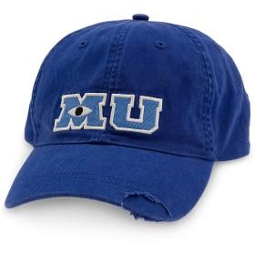 ディズニー(Disney)US公式商品 モンスターズ ユニバーシティ キャップ 帽子 ハット ベースボールキャップ 野球帽 大人用 ワンサイズ [並行輸入品]