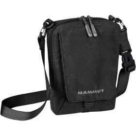 [マムート] カジュアル Tasch Pouch Mélange 容量:2L black